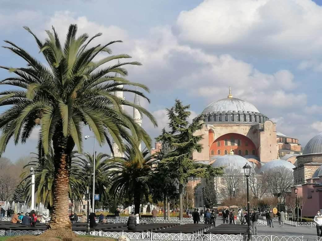 aja sofija, istambul, turska