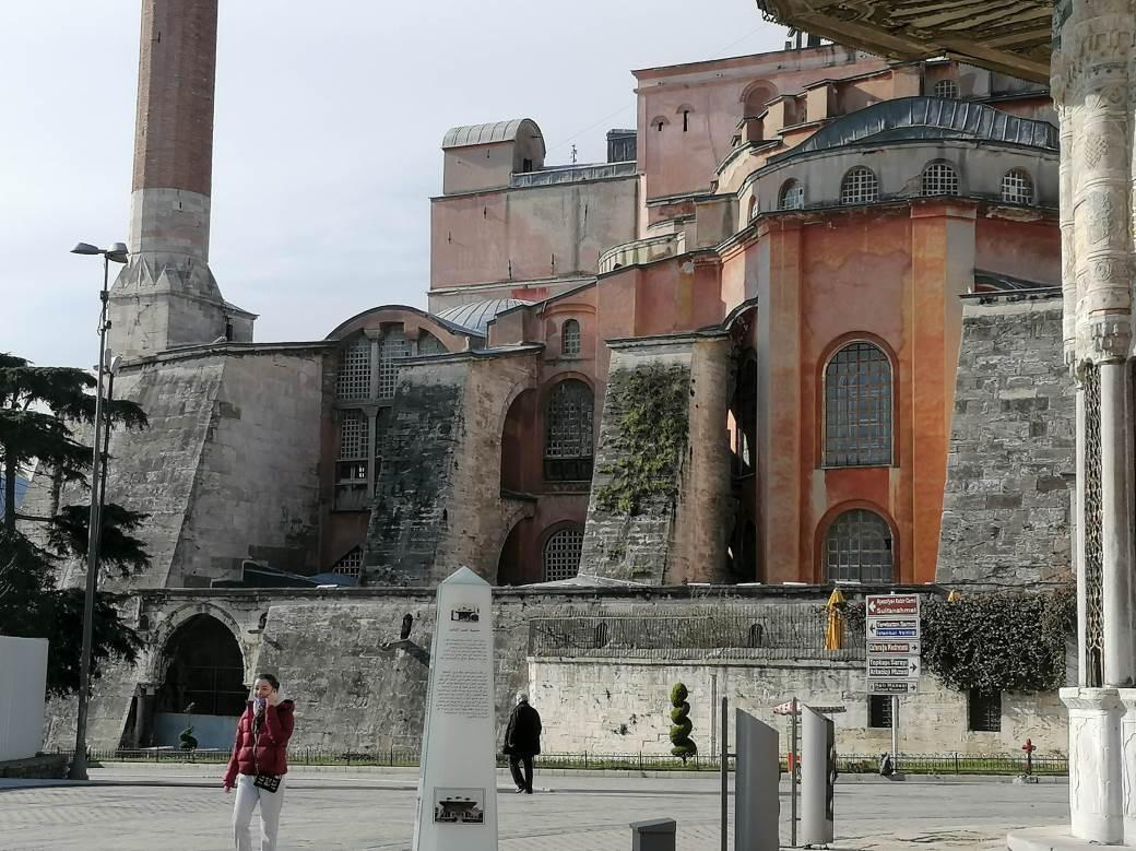 aja sofija, turska, istanbul