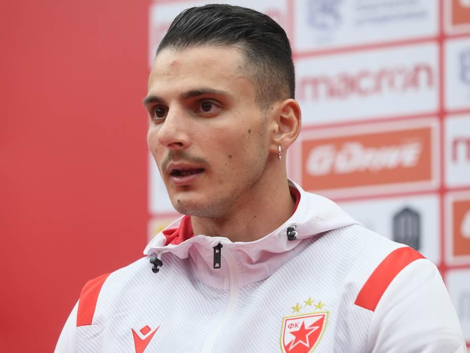 FOOTBALL;CRVENA ZVEZDA;RED STAR