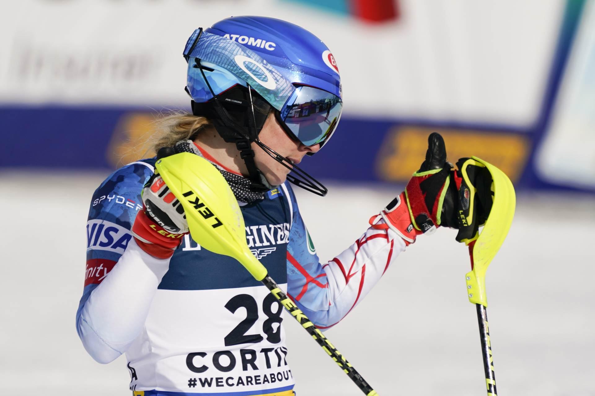mikaela šifrin, skijanje