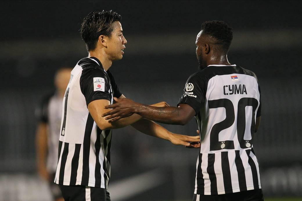Sejduba Suma, Takuma Asano, Partizan