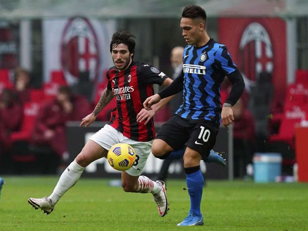 Lautar Martinez, Milan - Inter