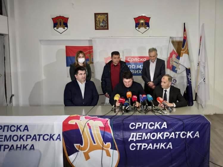 SDS, Doboj, izbori