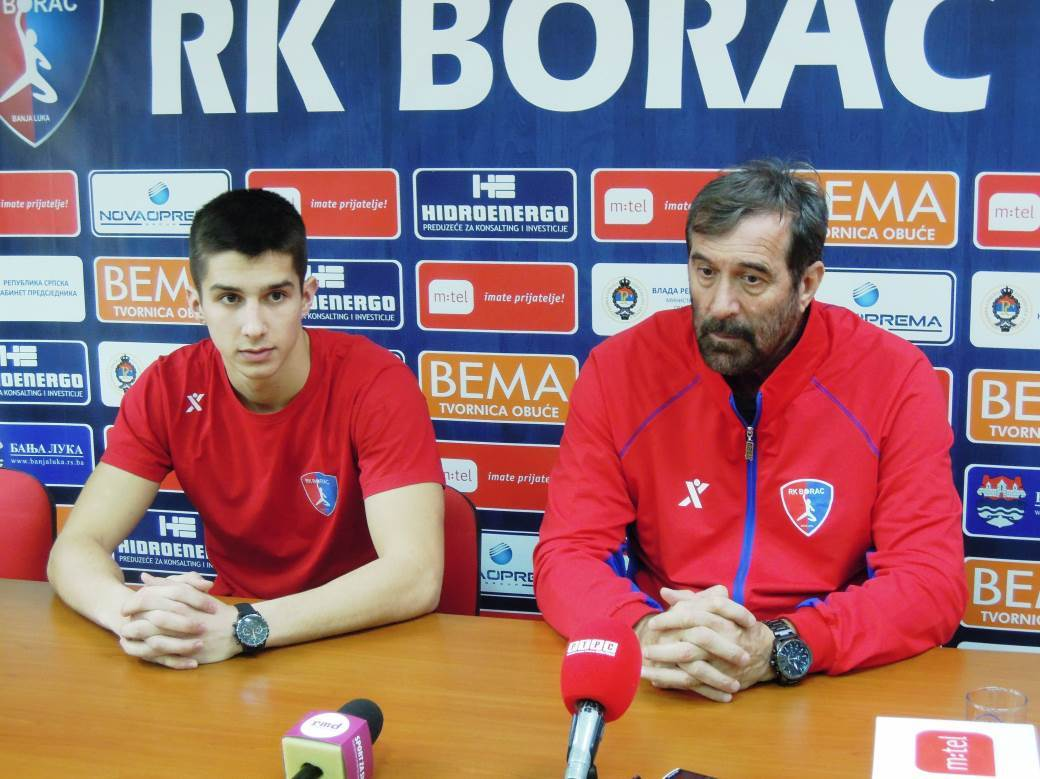 Luka Knežević i Veselin Vujović