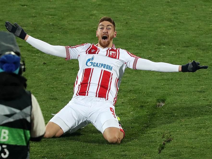 fudbal, fk crvena zvezda