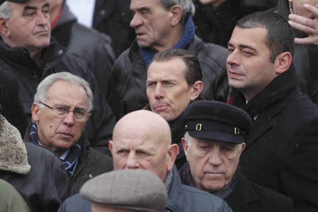 Football;Serbia;Funeral