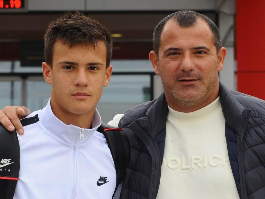 Dejan i Aleksandar Stanković