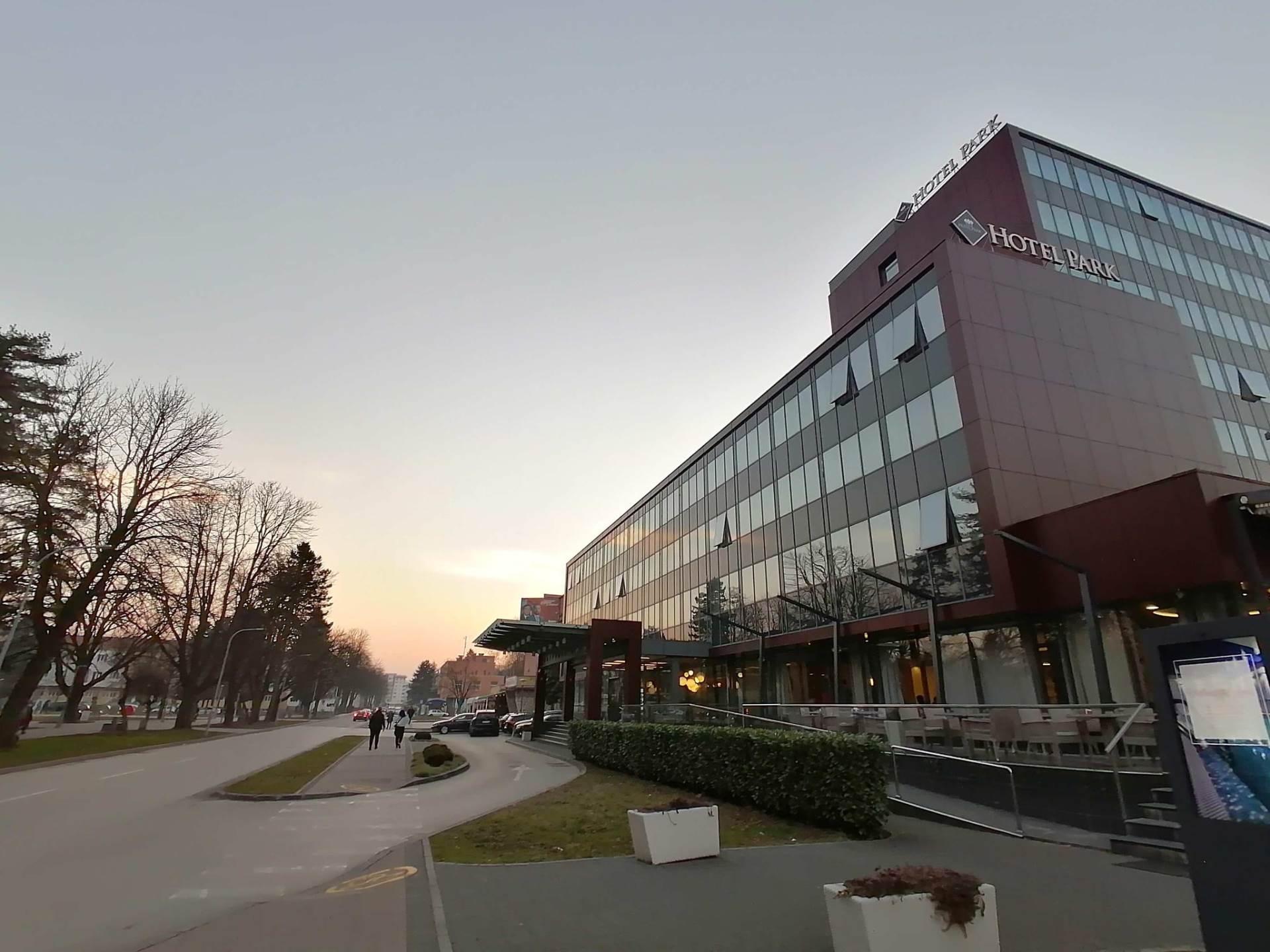 Doboj - hotel Park