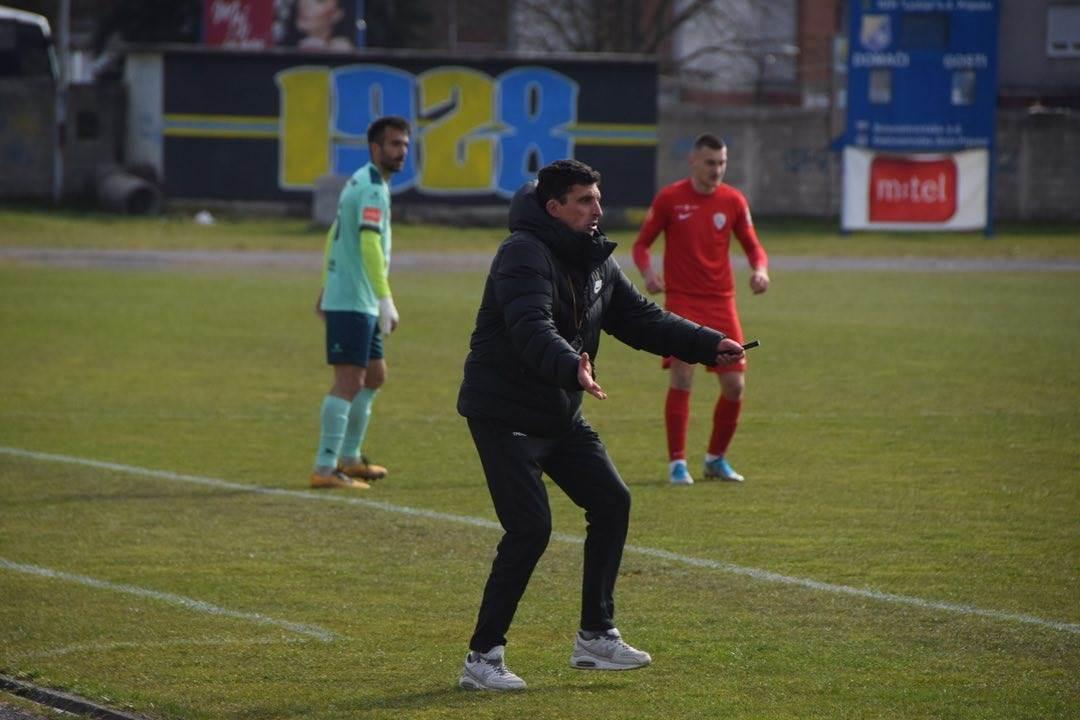 Mladen Obrenović, Rudar Prijedor - Zvijezda 09