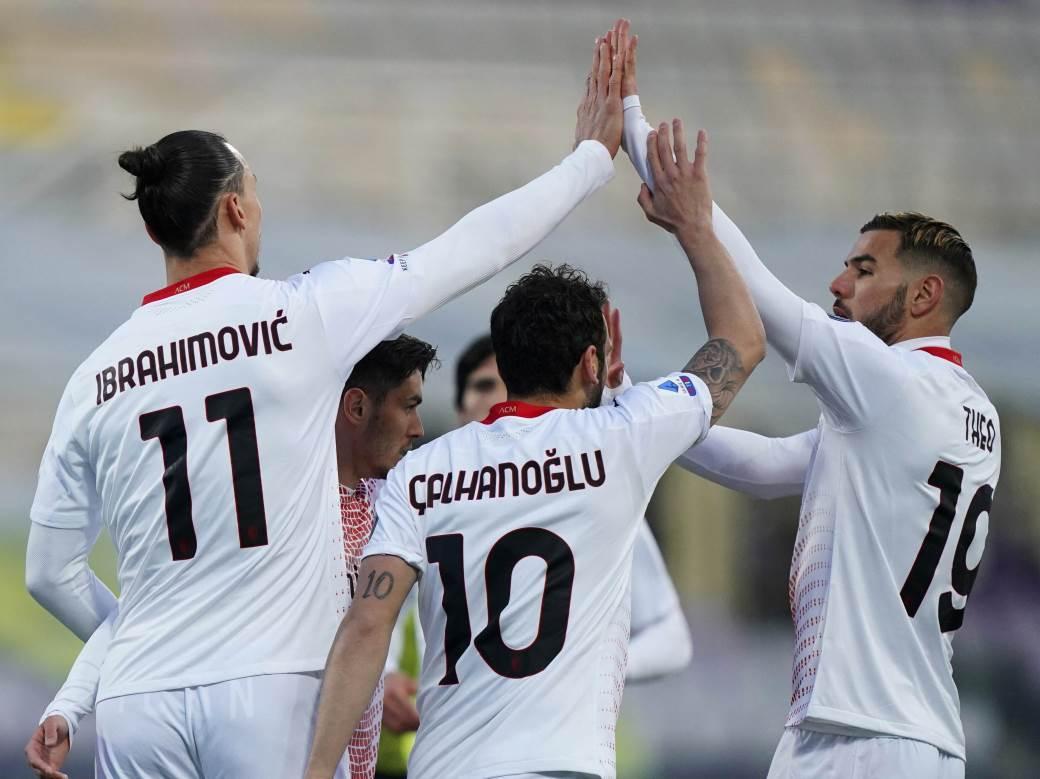 Milan, Zlatan Ibrahimović