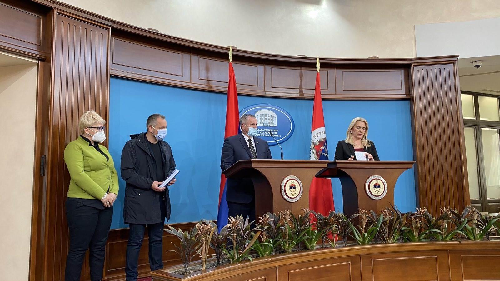 Sastanak vlasti i predstavnika Udruženja ''Horeca''