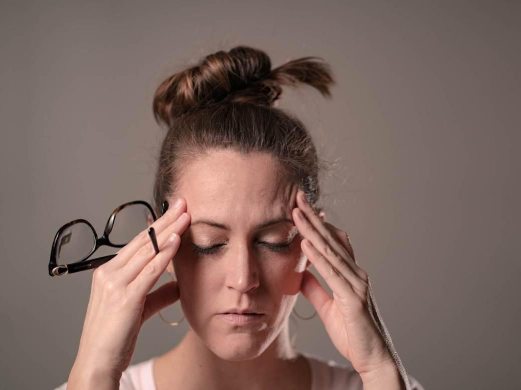 migrena, glavobolja