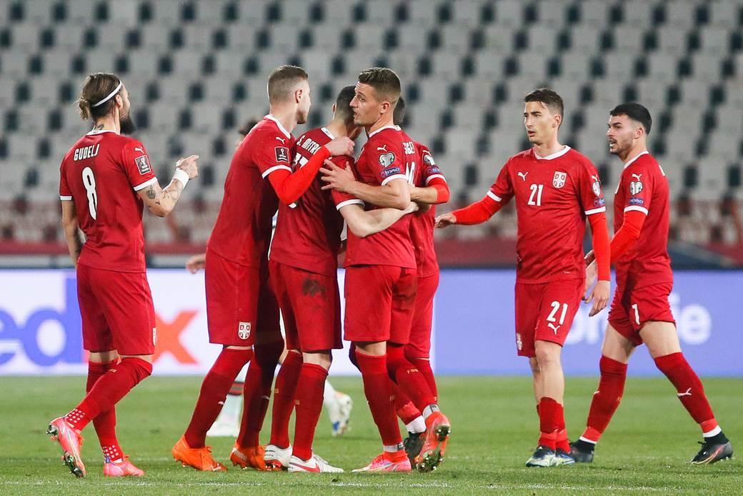 Srbija - Portugal 2:2.