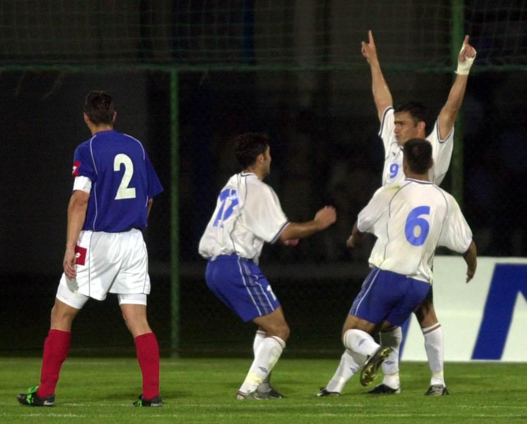 Gurbanov je u dresu Azerbejdžana dao ukupno 14 golova.