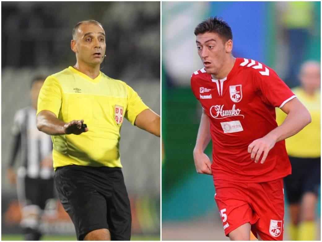 Srđan Obradović i Milan Pavkov.