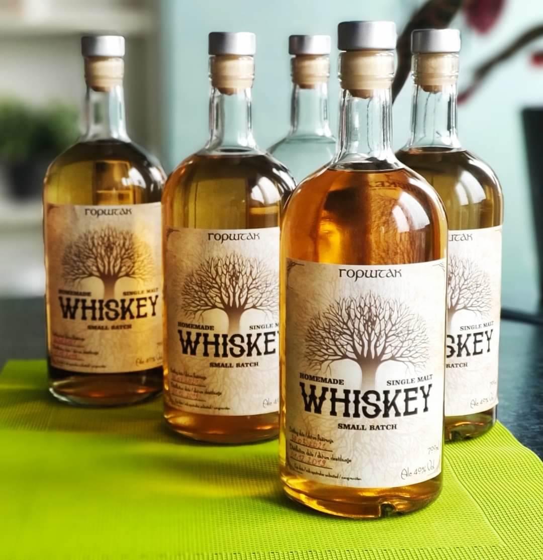 viski, gorštak