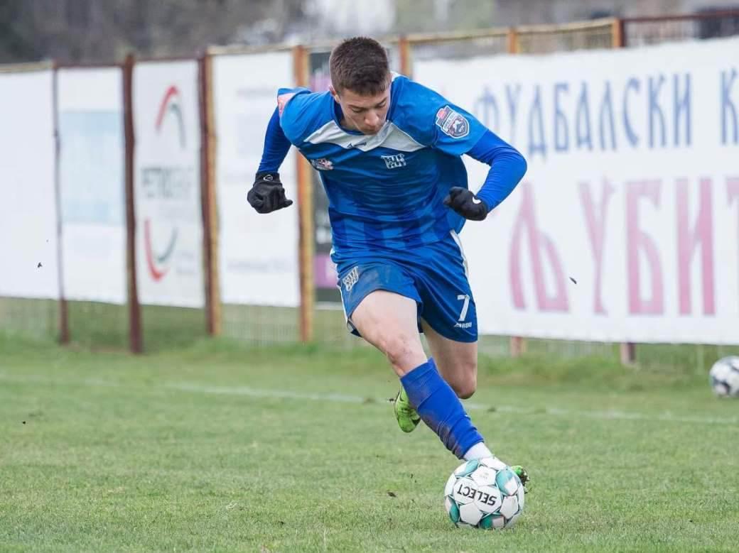 FK Leotar, Danilo Šipovac