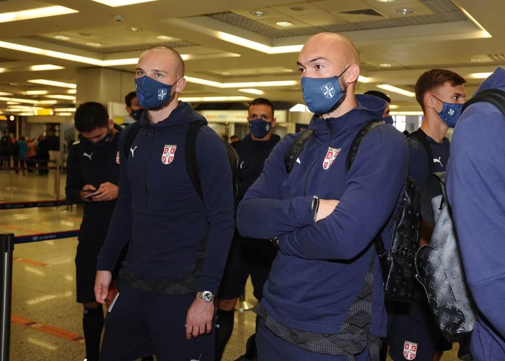 Marko Dmitrović i Predrag Rajković