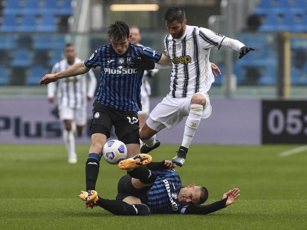 Utakmica Atalanta - Juventus