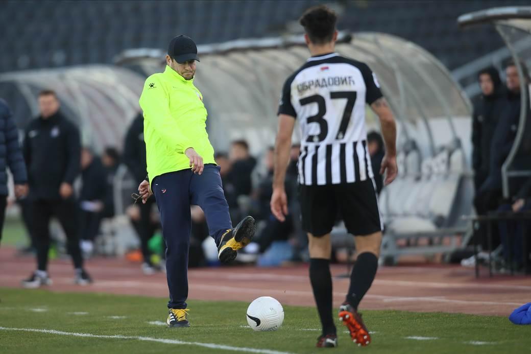 Nenad Lalatović Partizan