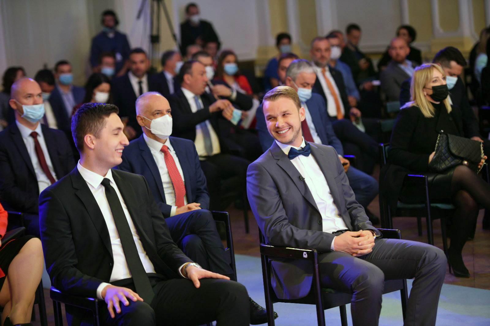 Mladen Ilić i Draško Stanivuković