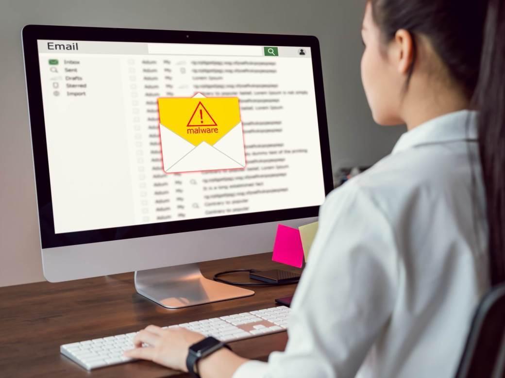 spam, prevara, internet, malware