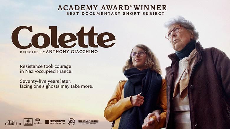 colette najbolji kratki dokumentarac oskar nagrade akademija filmske umetnosti i nauka