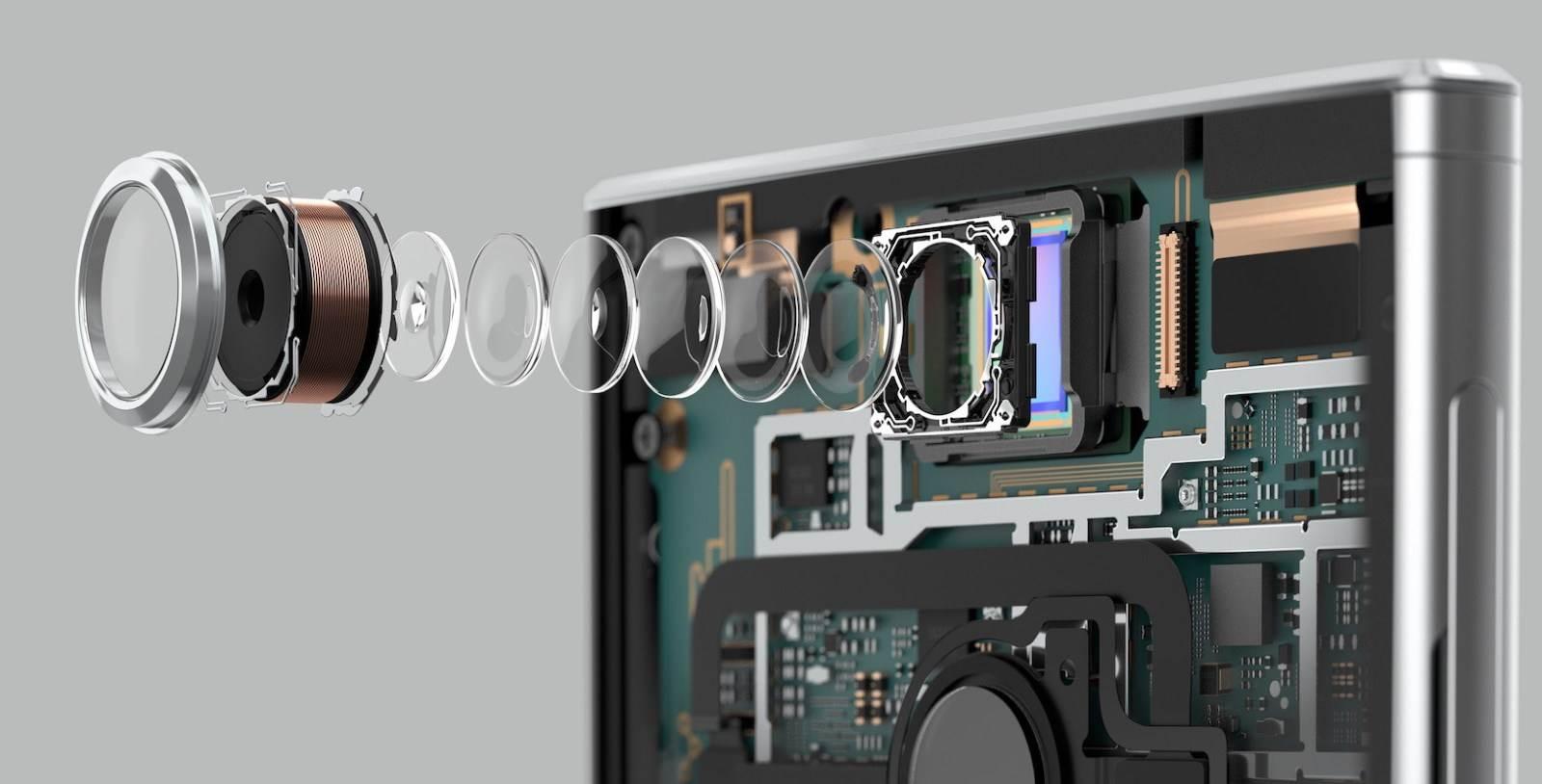 Senzor kamere