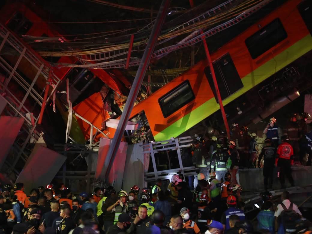 meksiko siti metro