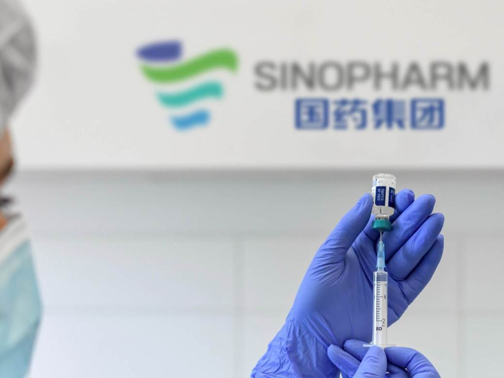 sinofarm, vakcina, sinopharm