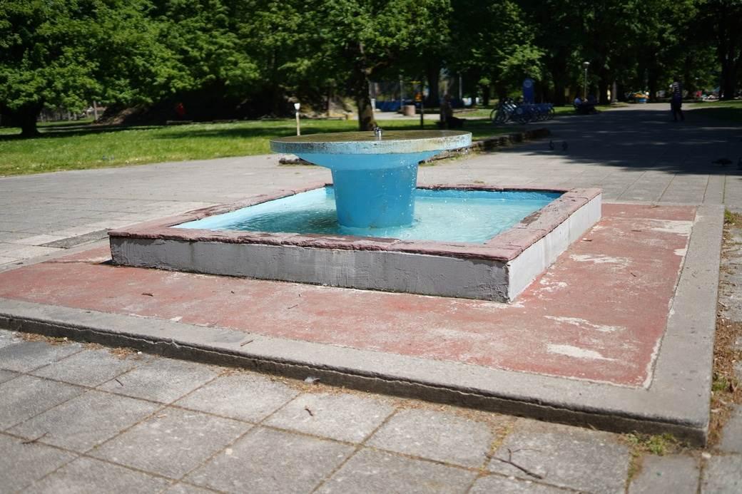 fontana, par mladen stojanović