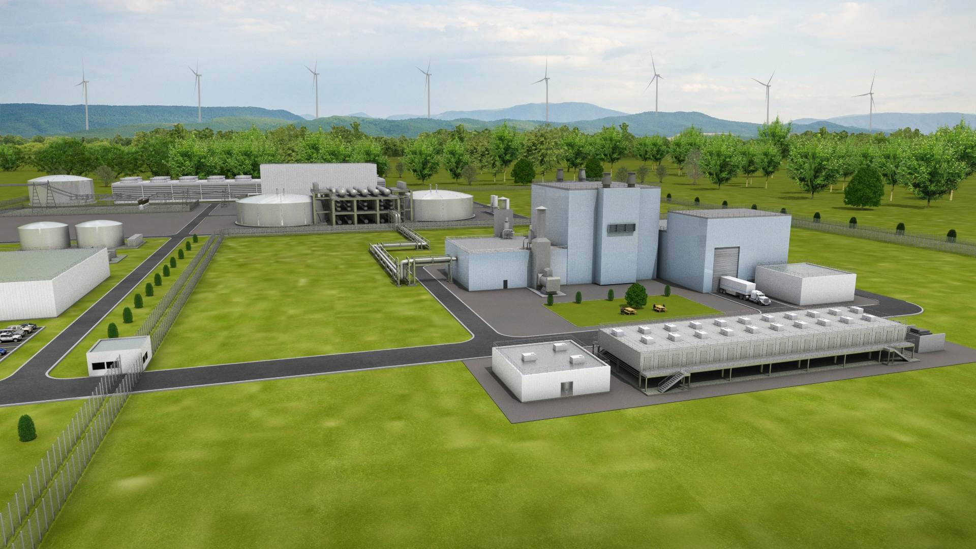 terrapower natrium nuklearni reaktor