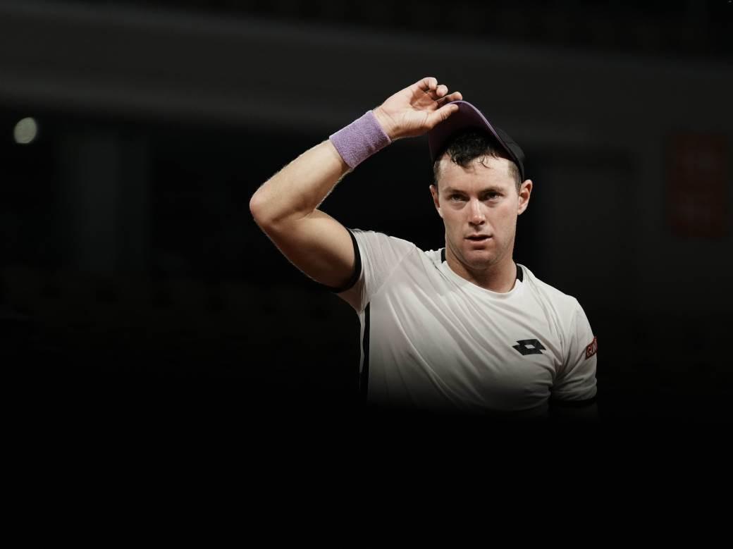 tenis, dominik kepfer