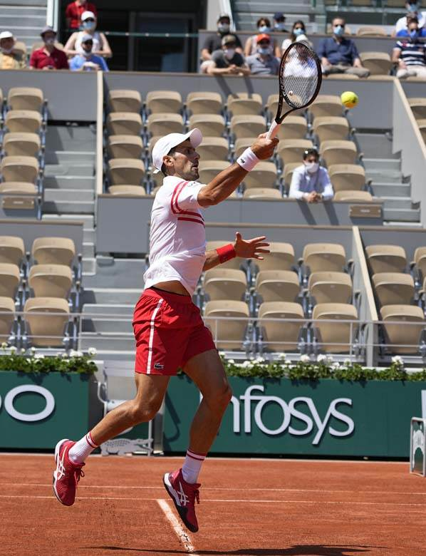 Novak Đoković, Lorenzo Musetti,Novak Đoković, Novak Djoković, Tenis