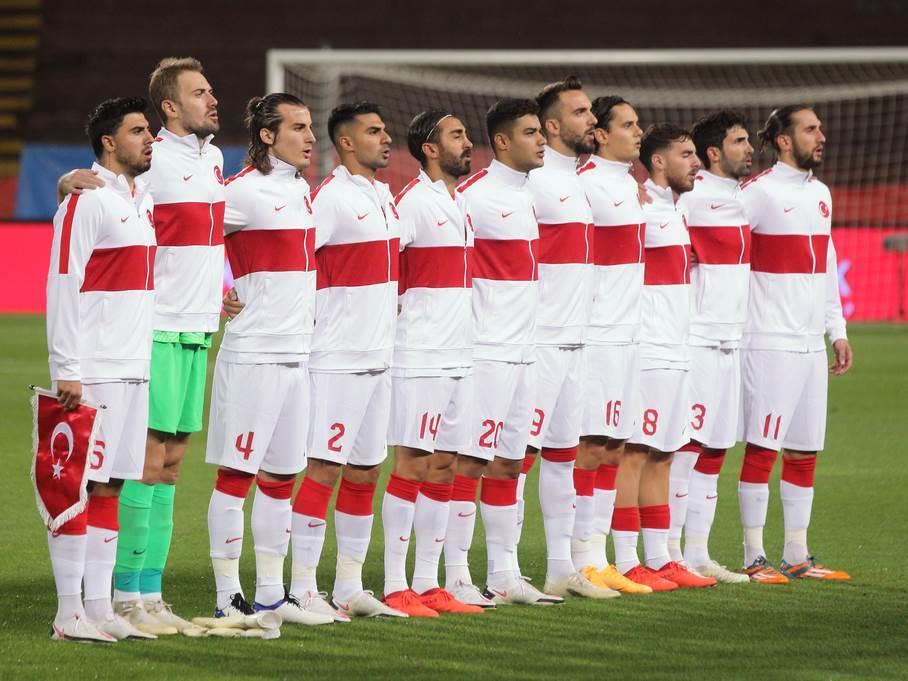 Turska na Evropskom prvenstvu.