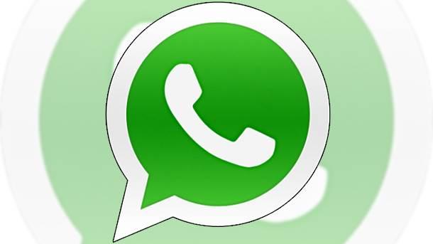 WhatsApp aplikacija logo.