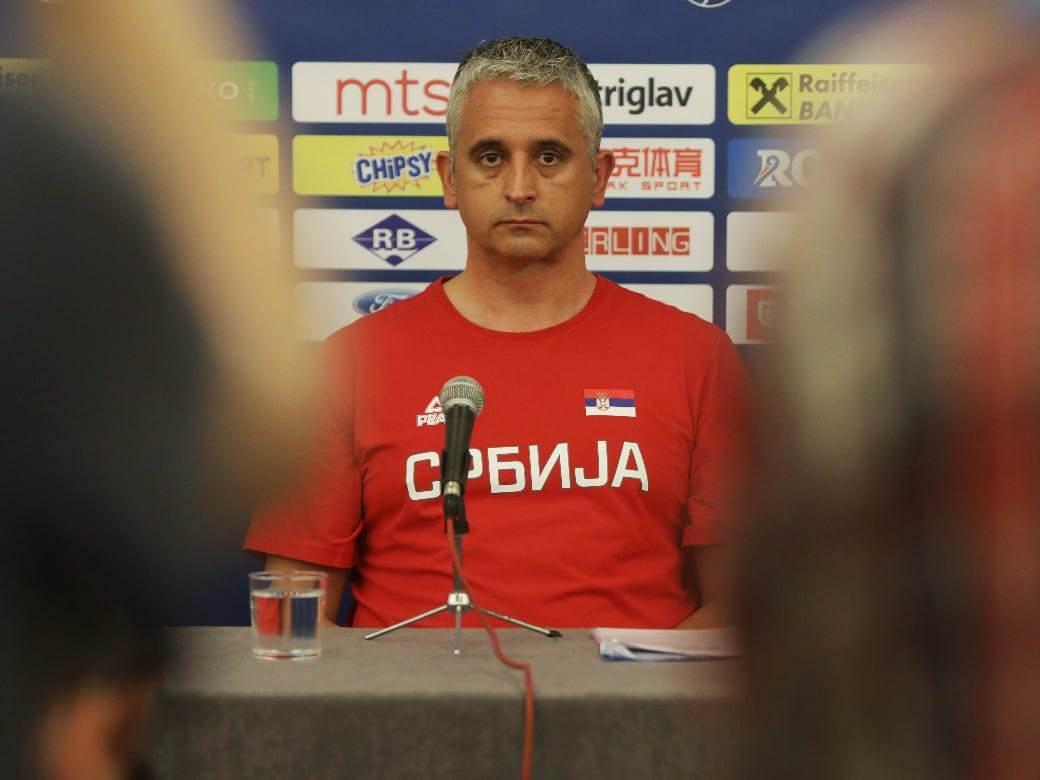 Igor Kokoškov.