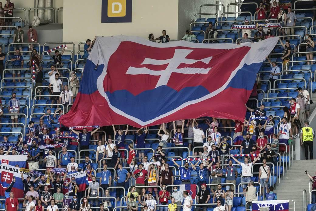 slovačka navijači