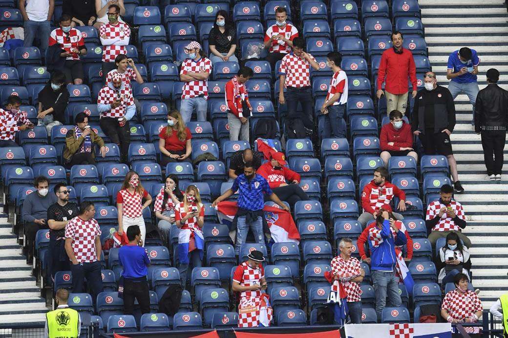 hrvatska navijači