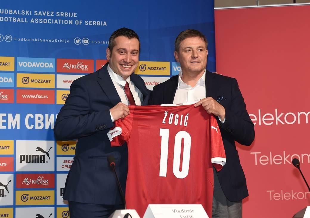 Nebojša Žugić i Dragan Stojković.