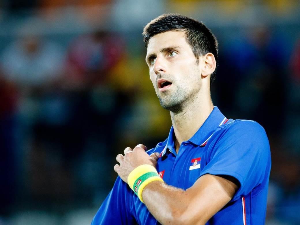 Novak Đoković Olimpijske igre