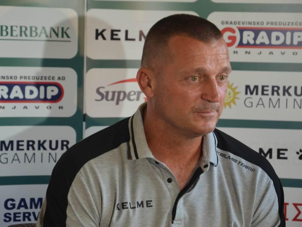 radomir popović, željezničar sport tim