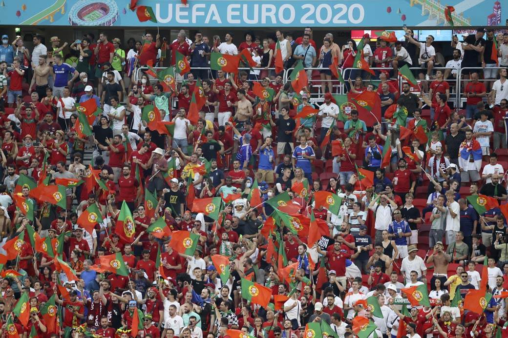 Portugal, Francuska, Euro 2020 (2)