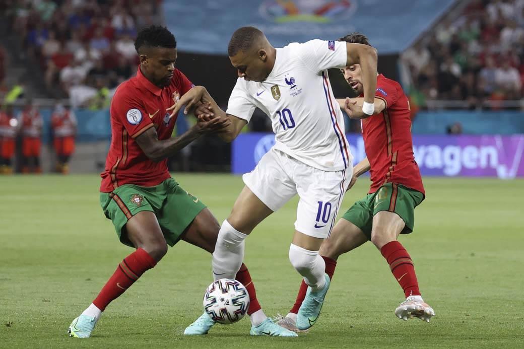 Portugal, Francuska, Euro 2020