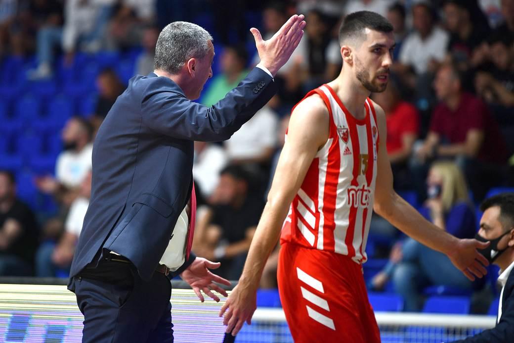 Ognjen Dobrić i Dejan Radonjić.