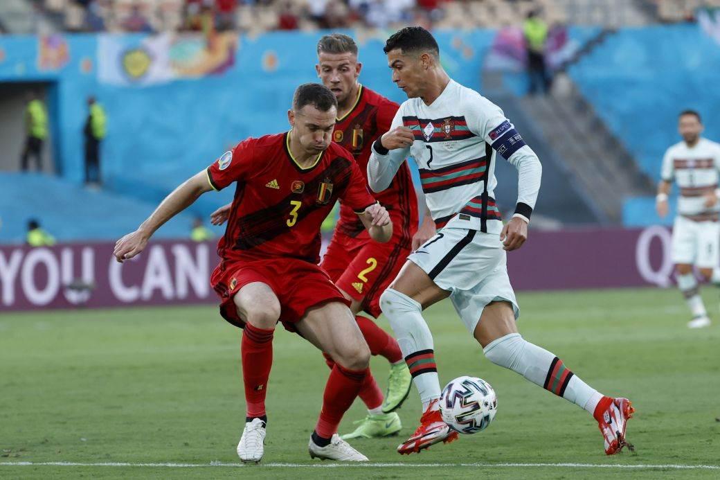 Portugal, Belgija, FIFA 2020