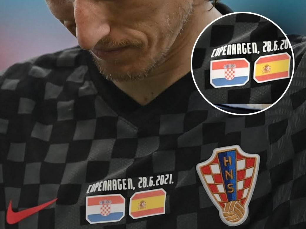 Pogreška zastava Hrvatske.