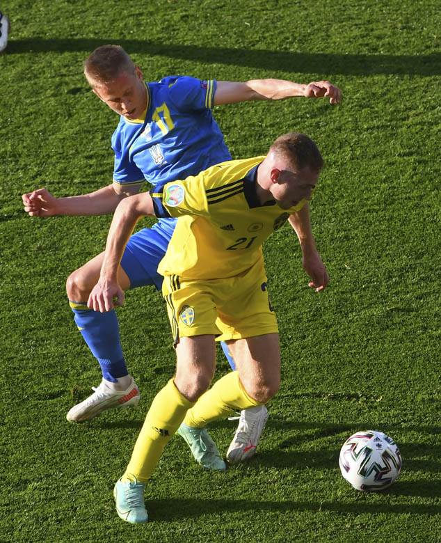 Švedska Ukrajina