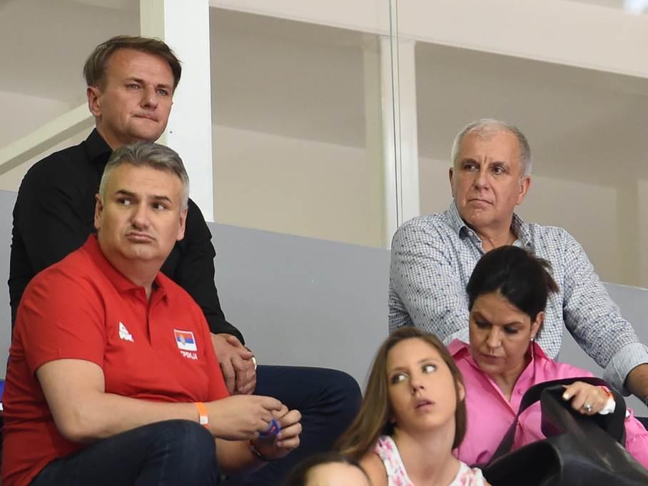 Željko Obradović, Ostoja Mijailović