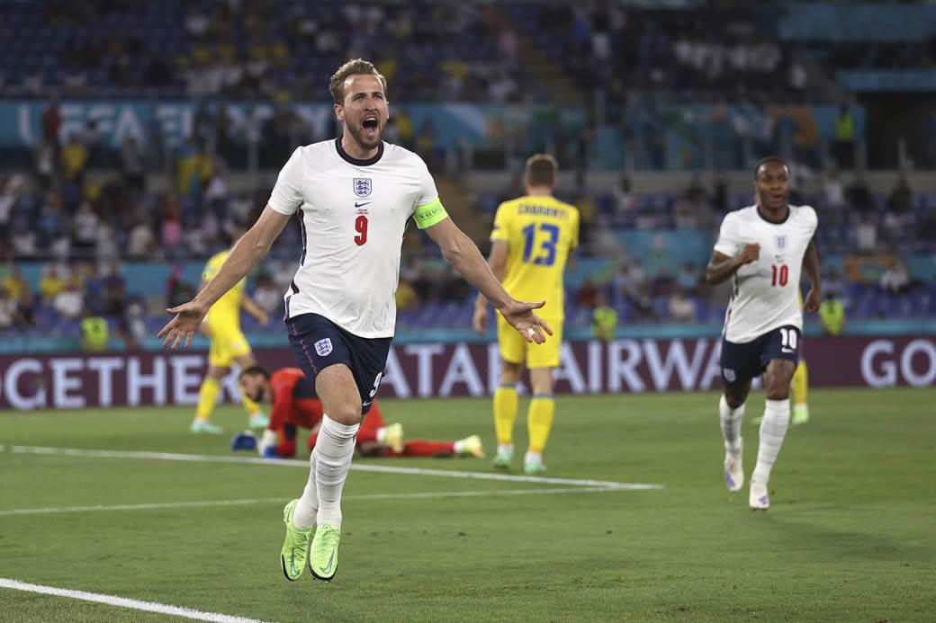 hari kejn engleska gol